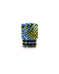 Hellvape Ag+ 05 Drip Tip-510 Blue - E