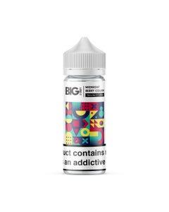 Big Tasty Midnight Berry Exotic 3mg/ml-120ml