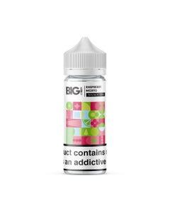 Big Tasty Raspberry Mojito Juiced 3mg/ml-120ml