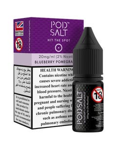 Pod Salt Core Blueberry Pomegranate-20mg/ml-10ml