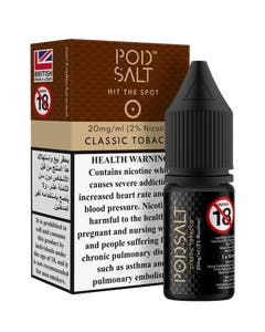 Pod Salt Core Classic Tobacco-20mg/ml-10ml