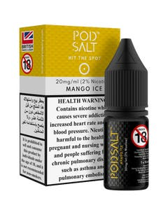 Pod Salt Core Mango Ice-20mg/ml-10ml