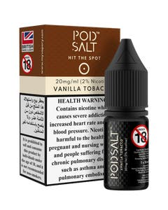 Pod Salt Core Vanilla Tobacco-20mg/ml-10ml
