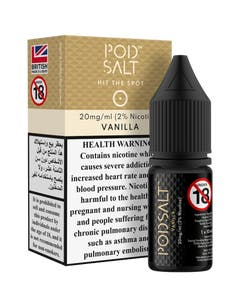 Pod Salt Core Vanilla-20mg/ml-10ml