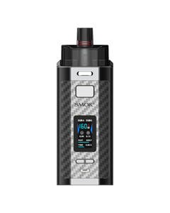 Smok RPM 160 Kit Silver Carbon Fiber