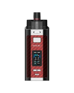 Smok RPM 160 Kit Red Carbon Fiber