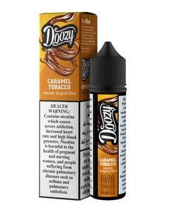 Doozy Caramel Tobacco Freebase E-liquid 3mg/50 ml