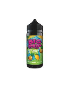 Big Drip Tropical Fruit-0mg/ml-100ml