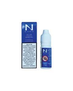 Pod Salt Core E-Liquid bottle Vanilla flavour