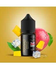 Pod Salt Core E-Liquid bottle Mango Ice flavour
