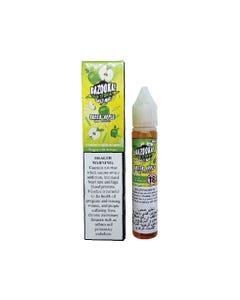 Bazooka Green Apple Nic Salt 20mg/ml-30ml