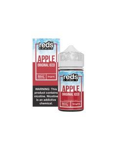 SD Reds Apple ICED - 60ml - 3mg/ml