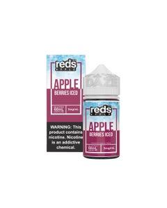 SD Reds Apple Berries ICED - 60ml - 3mg/ml