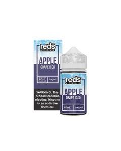 SD Reds Apple Grape ICED - 60ml - 3mg/ml