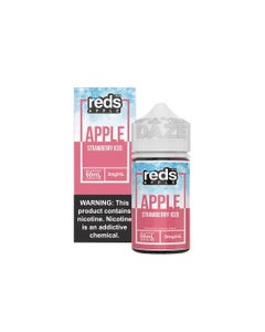 SD Reds Apple Strawberry ICED - 60ml - 3mg/ml