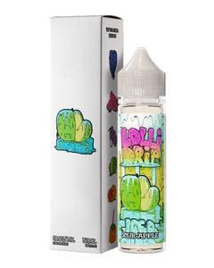 Lollidrip Sour Apple Iced-0mg/ml-50ml