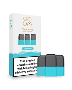 Voom Cool Mint Pods-20mg/ml 3x1.2ml